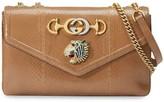 Gucci Rajah snakeskin medium shoulder bag