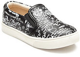 Akid Baby's, Toddler's & Kid's Graffiti Printed Leather Sneakers