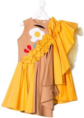 Raspberry Plum Beatrice dress