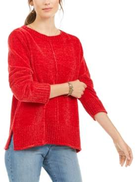 Style&Co. Style & Co Petite Chenille Sweater, Created for Macy's