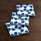Crate & Barrel Dreidel Paper Lunch Napkins Set of 20