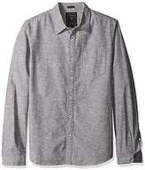 GUESS Men's Knot Chambray Shirt