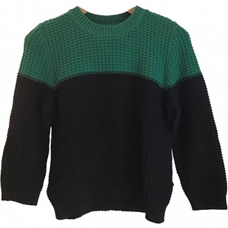 Topshop Tophop Boutique Black Cotton Knitwear for Women