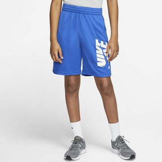 Nike Big Kids (Boys) Training Shorts
