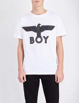 Boy London Boy eagle cotton-jersey t-shirt