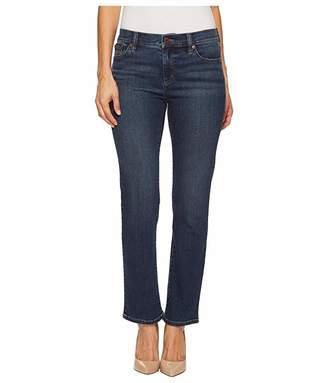 Lauren Ralph Lauren Petite Slimming Classic Straight Jeans