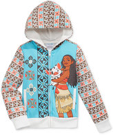 Nannette Disney's Moana Fleece Hoodie, Little Girls (2-6X) & Toddler Girls (2T-5T)