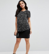 Asos Jersey Mini Skirt