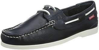Chatham Women's Willow Boat Shoes, Blue (Navy/Pink 001), 5 (38 EU)