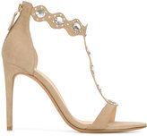 Alexandre Birman Mandy sandals - women - Leather/Crystal - 36