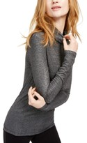 INC International Concepts Inc Shimmer Turtleneck, Created for Macy's