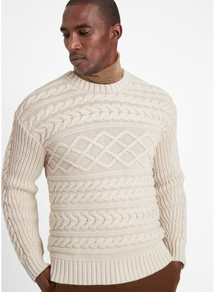 Banana Republic Cable-Knit Sweater