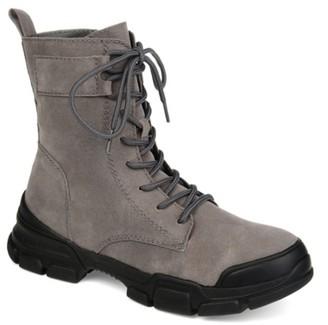 Journee Collection Gretta Combat Boot