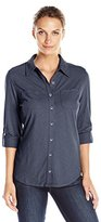 Carhartt Women's Medina Knit Button Down Shirt