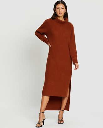 Camilla And Marc Theodore Knit Dress
