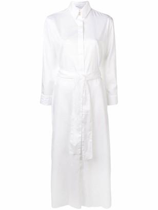 Forte Forte White Shirt Dress