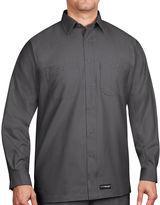 Wrangler Workwear Long-Sleeve Work Shirt