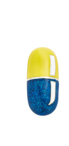 Marc Jacobs Enamel Pill Brooch