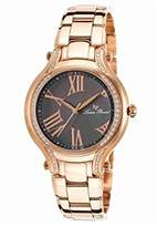 Lucien Piccard Women's 'Elisia' Quartz Stainless Steel Watch, Color:Rose Gold-Toned (Model: LP-16353-RG-104)