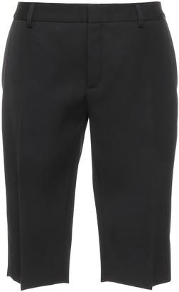 Saint Laurent Tailored Knee-Length Shorts
