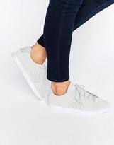 Le Coq Sportif Pale Blue Patent R9Xx Sneakers