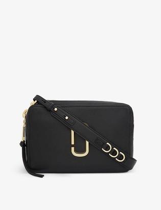 Marc Jacobs Softshot 27 leather cross-body bag