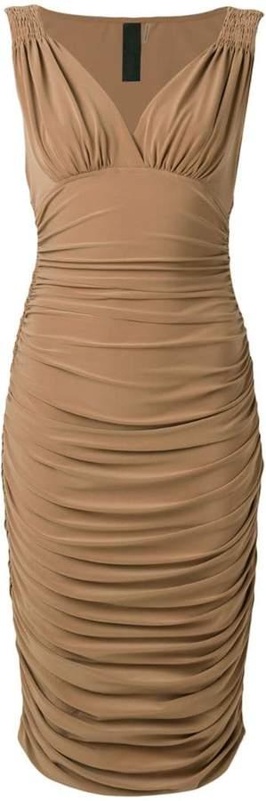 Norma Kamali Tara bodycon dress