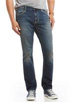 John Varvatos Bowery Slim-Straight Denim Jeans