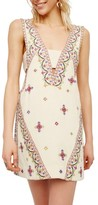Free People Women's Never Been Embroidered Cotton Dress
