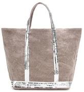 Vanessa Bruno Cabas Medium Linen Shopper