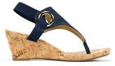 White Mountain Aida Wedge Sandal