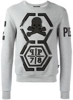 Philipp Plein Reliable sweatshirt - men - Cotton/Spandex/Elastane - L