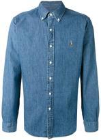 Polo Ralph Lauren button-down denim shirt - men - Cotton - S