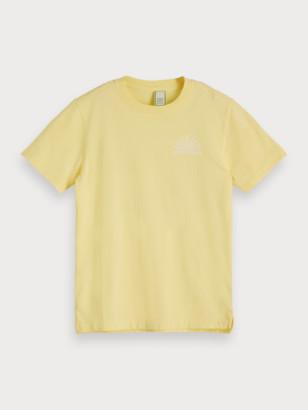 Scotch & Soda Logo Detail T-Shirt | Boys