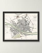 Italian Map Series - Florence