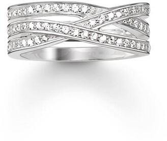 Thomas Sabo Eternity of Love Ring