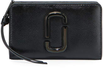 Marc Jacobs THE) Snapshot Compact Wallet