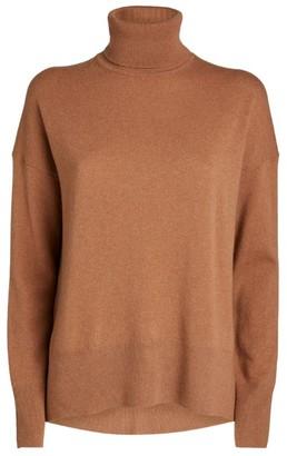 Theory Cashmere Karenia Rollneck Sweater