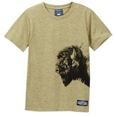 Toobydoo Short Sleeve Vintage Buffalo Tee (Toddler & Little Boys)