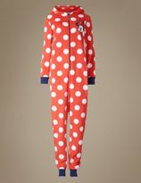 Marks and Spencer Minnie Mouse Hooded Onesie