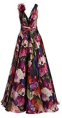 d6638fe5 Marchesa Purple Fitted Dresses - ShopStyle