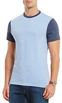 Daniel Cremieux Jeans Color Block Short-Sleeve Jersey Tee