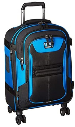 Travelpro BOLD by 21 Expandable Spinner (Blue/Black) Luggage