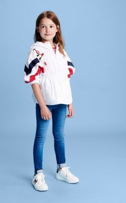 Tommy Hilfiger Nautical Popover Jacket
