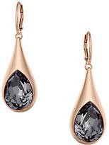 Swarovski Drop Pierced Earrings