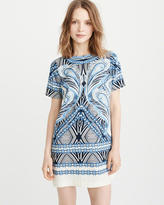Abercrombie & Fitch Shift Dress