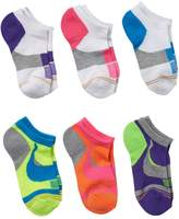 Gold Toe GOLDTOE Girls 4-16 GOLDTOE 6-pk. Cushion Liner Socks