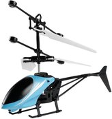 Yongvigour RC Flying Mini RC Infraed Induction Helicopter Aircraft Toys with Remote Control for Kids Children USB Charging Light Weight