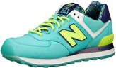 New Balance Women's WL574 Luau Collection Running Shoe