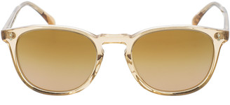 Oliver Peoples Finely Esq. Sunglasses - Rose